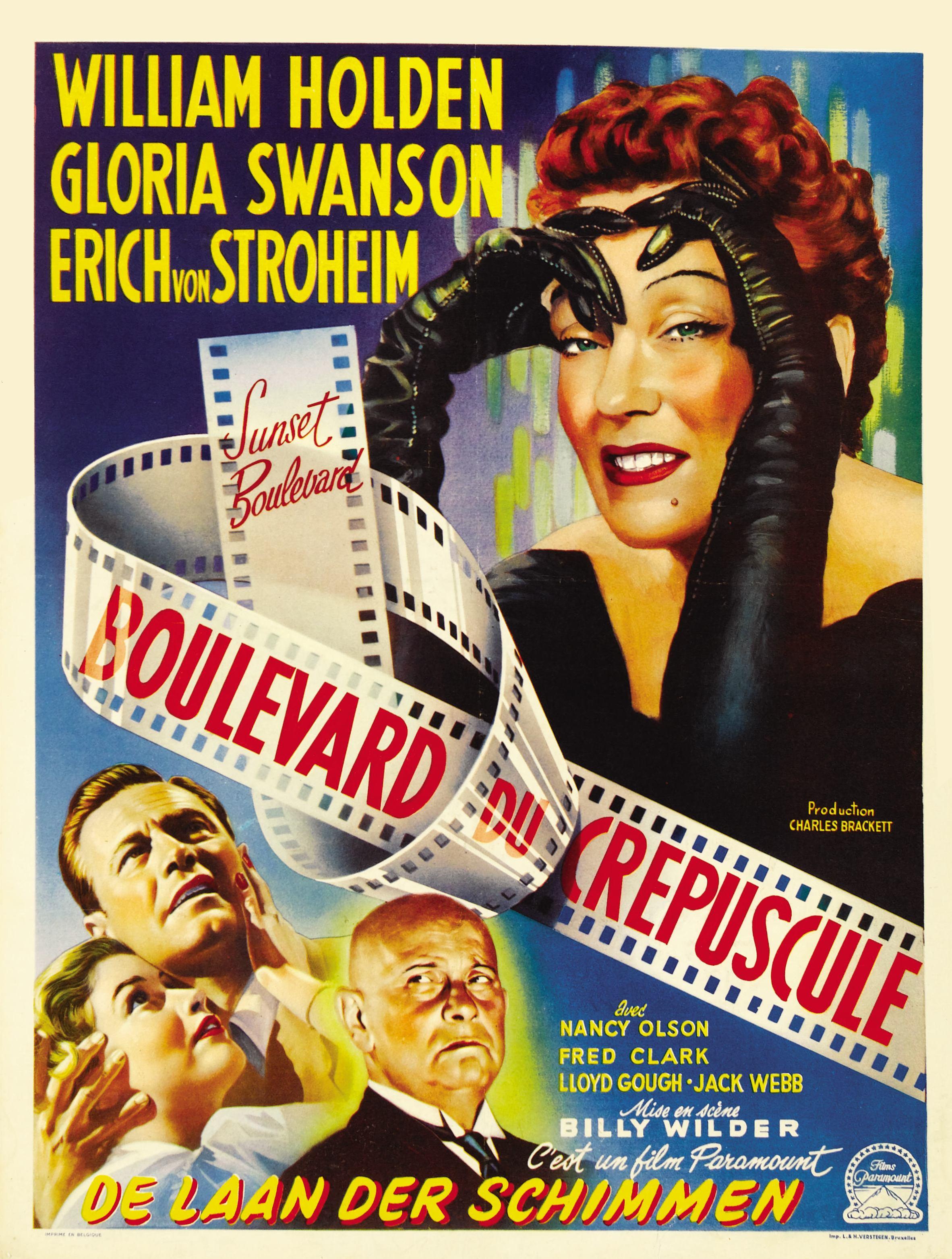Classic Movie Night: Sunset Boulevard (1950) : Percyu0026#39;s u0026 Co.